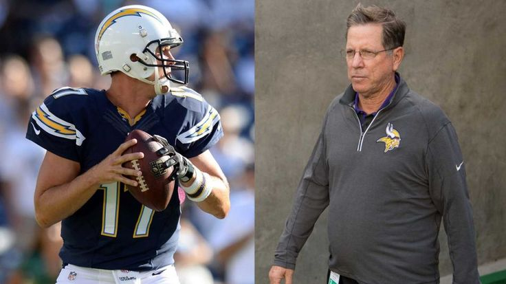Chargers face former coach Norv Turner, Vikings Sunday Alan Ferguson  STATS, Inc.  Sep 24, 2015 at 11:24a ET -   San Diego Chargers face former coach Norv Turner, Minnesota Vikings Sunday | FOX Sports