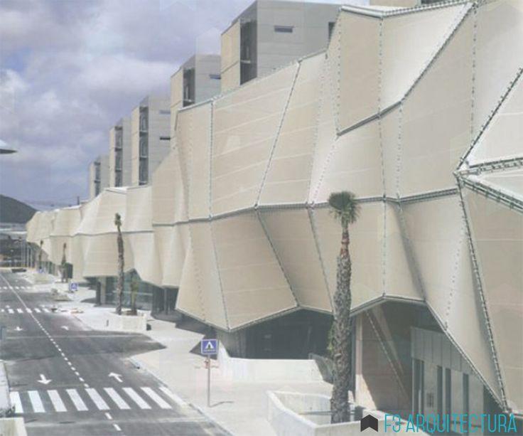 Arquitectura textil para fachadas (IASO)