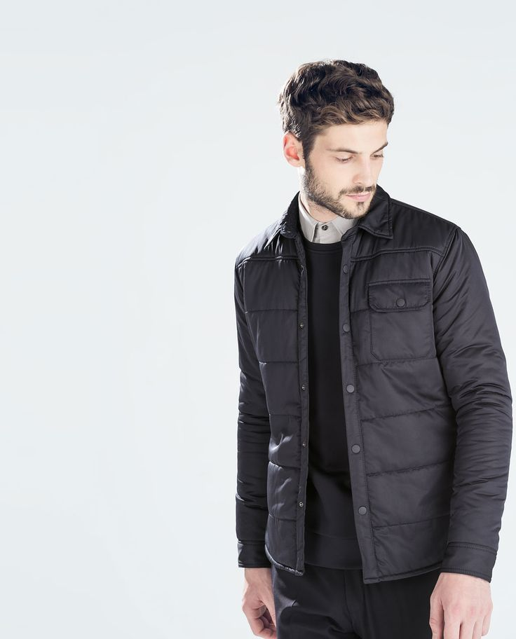 Sharp yet casual quilted jacket perfect for fall. | Coats/Jackets ...