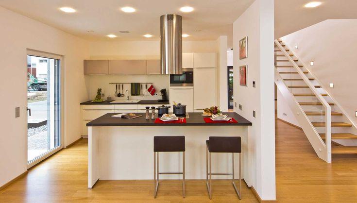 15 besten fertighaus weiss bilder auf pinterest satteldach anbau und charakter. Black Bedroom Furniture Sets. Home Design Ideas