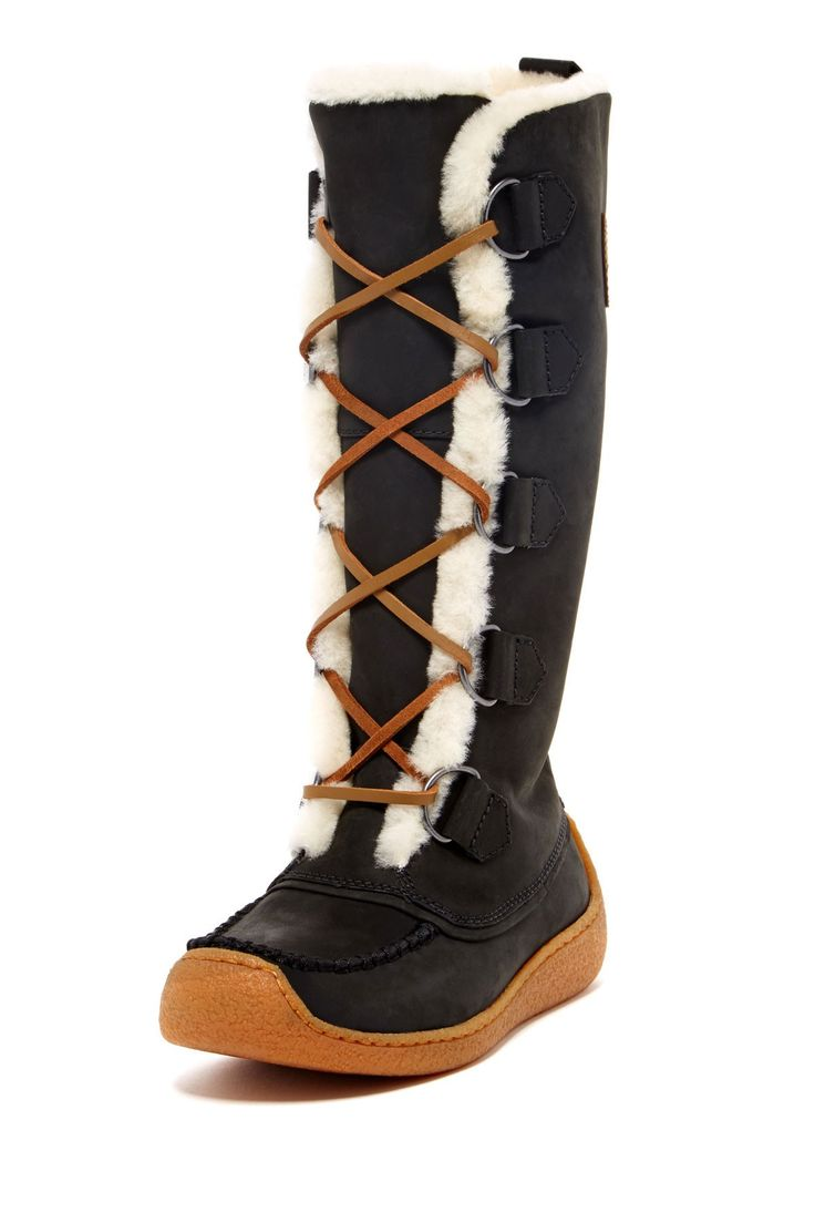 Sorel SALE: Chugalug Tall Boots : Cute snow boots! Want Want Want!!!