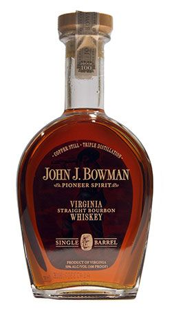 Our John J. Bowman Single Barrel Bourbon Review proves that good bourbon doesn't have to be from Kentucky.