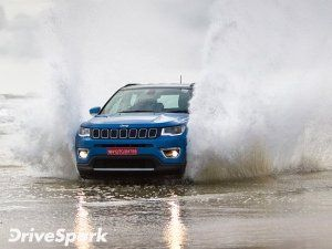 Jeep Compass Launched In India; Priced At 14.95 Lakh