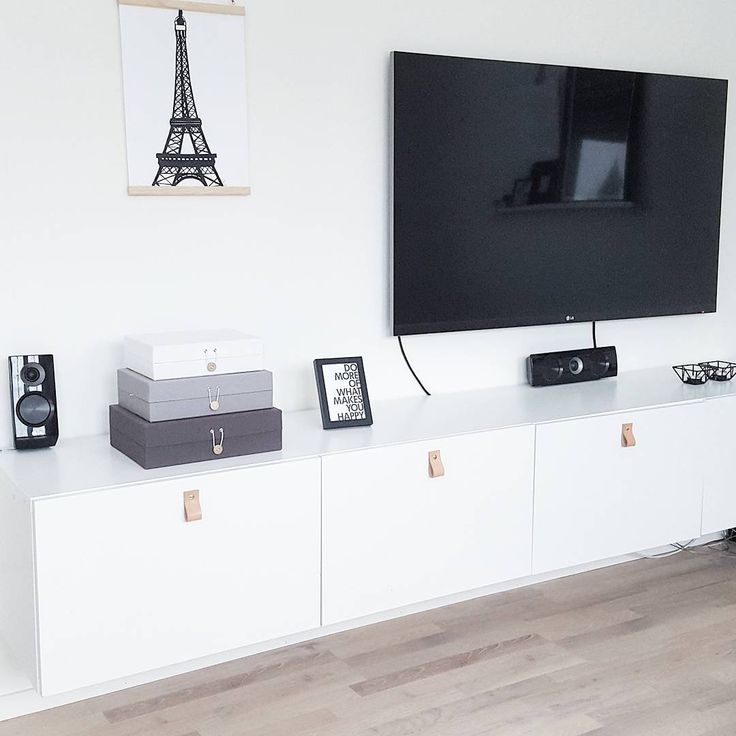 Ikea 'Besta' cabinets with Superfront @designbysh