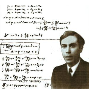 """Ettore Majorana (1906-1938). Majorana was born in Catania, Sicily. Mathematically gifted, he was very young when he joined Enrico Fermi's team in Rome as one of the """"Via Panisperna boys"""", who took their name from the street address of their laboratory. )He was an Italian theoretical physicist who worked on neutron masses. He disappeared suddenly under mysterious circumstances while going by ship from Palermo to Naples. The Majorana equation and Majorana fermions are named after him."""