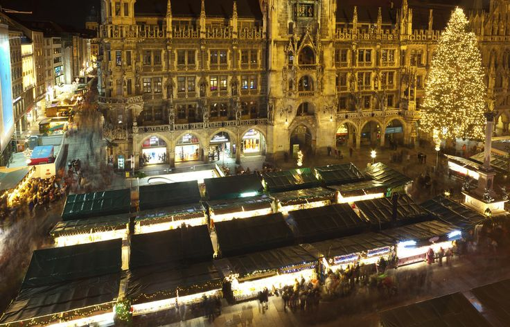 Munich, Germany | 39 Christmas Markets Across Europe To Visit Before You Die