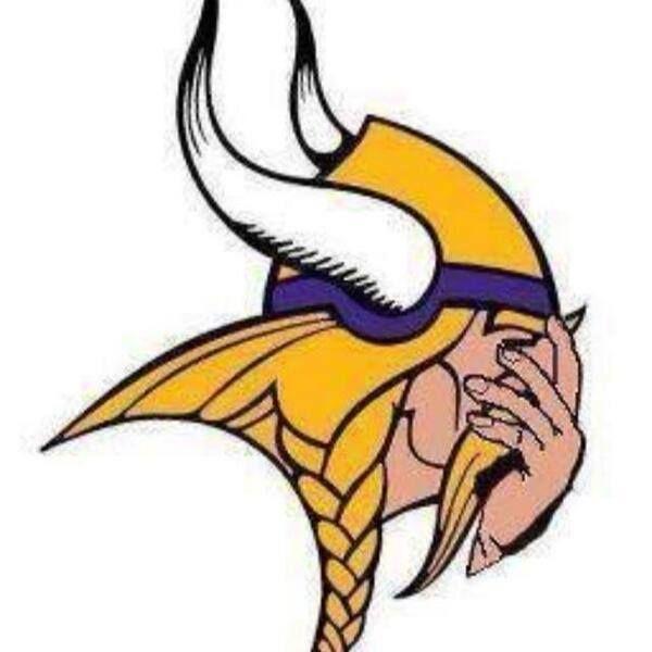 yep, sucks to be a Vikings fan