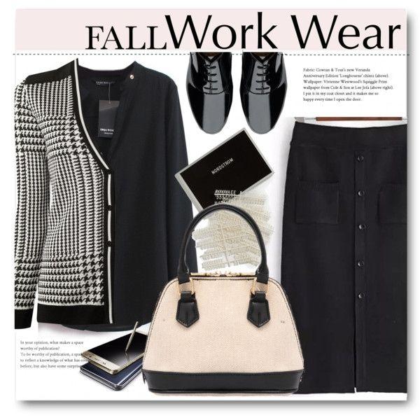 Fall Work Wear: Cardigan Outfit Ideas