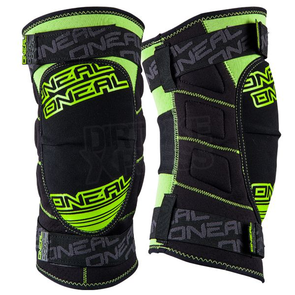 2015 ONeal Sinner Knee Guard - Green Large