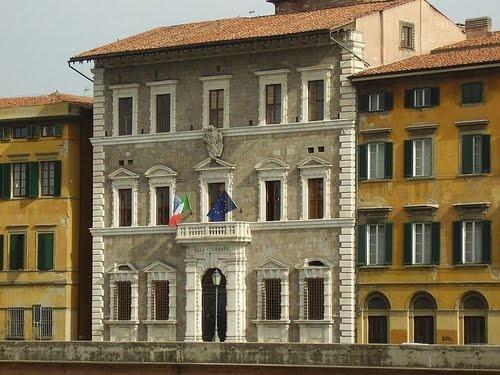 Palazzo alla Giornata, Sede del Rettorato dell'Università di Pisa