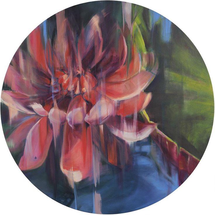 Tanya Sternberg | Just Pink | Buy Original Art For Sale | StateoftheART