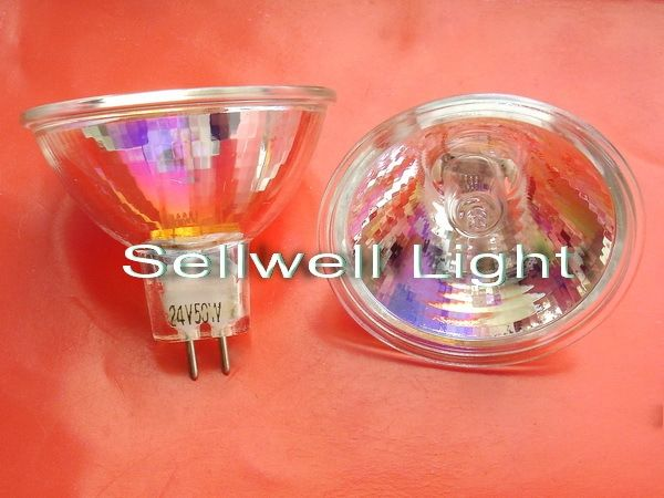 Halogen lamp 24v 50w mr16 12 light cup a597 high quality sellwell lighting