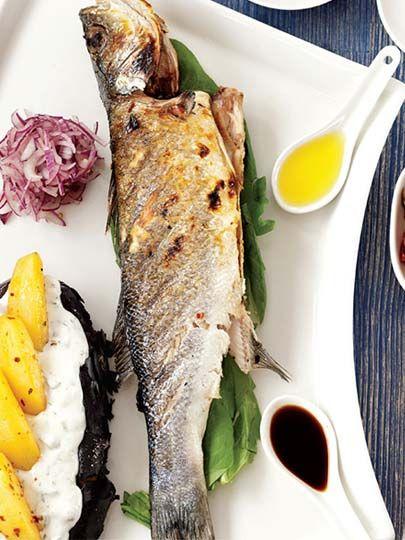 Levrek ızgara Tarifi - Türk Mutfağı Yemekleri - Yemek Tarifleri
