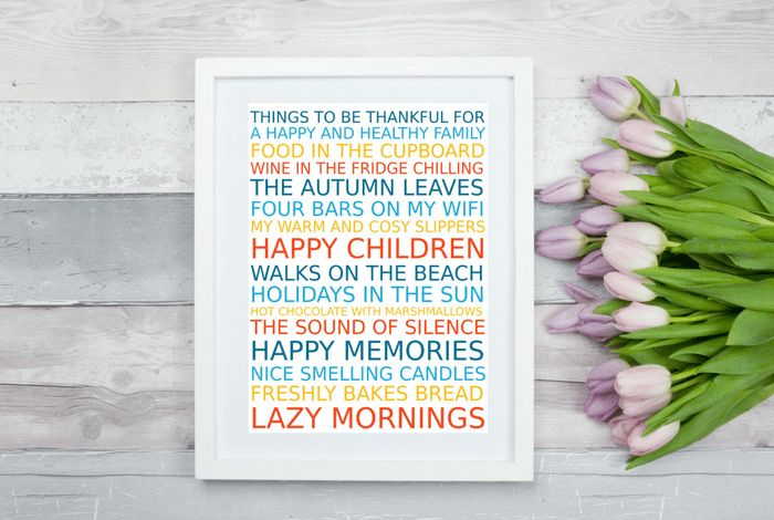 Free Poster Maker: Reasons to be thankful…. via @frugalfamily