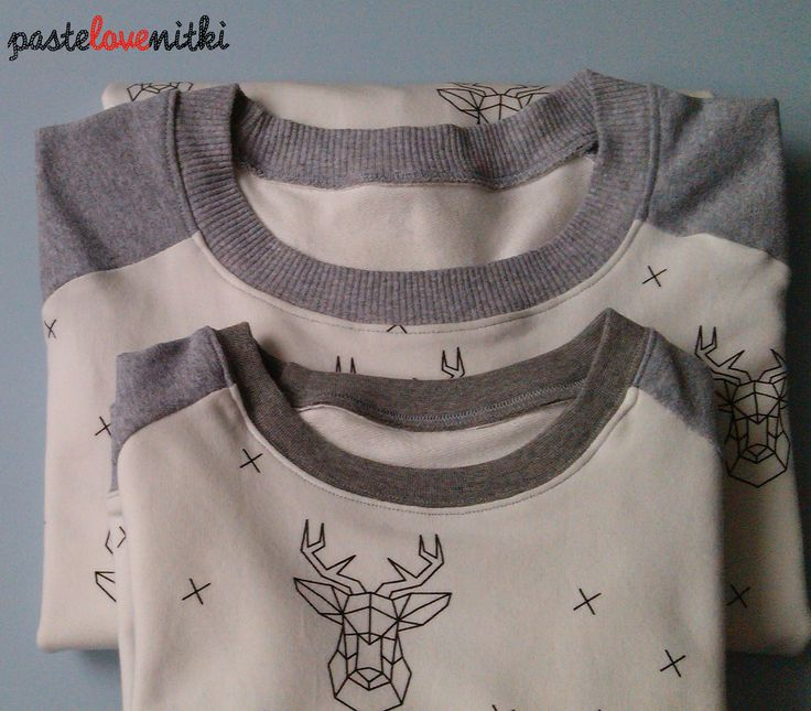 Bluza dla taty i syna. Outfit for Dad and Babyboy.