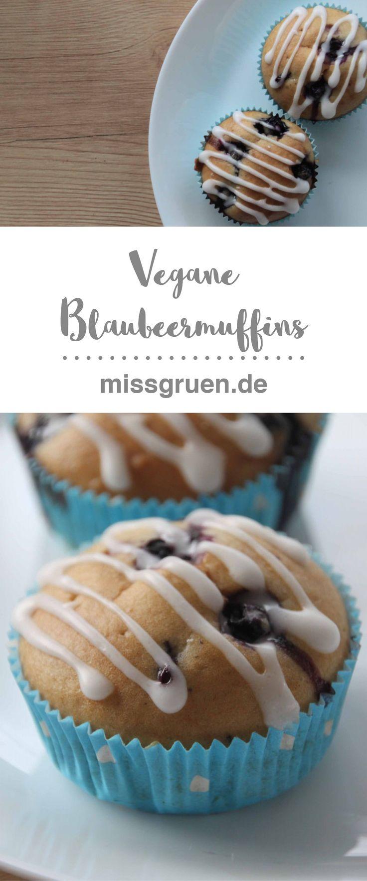 vegan Muffins, vegane, Blaubeeren, Blaubeermuffins, cupcakes, blueberry, vegan cupcakes, recipe, rezept, baking, soulfood, treat