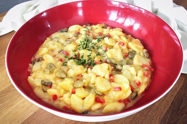 Sallys Blog - Kartoffelsalat / ideale Beilage zum Grillen