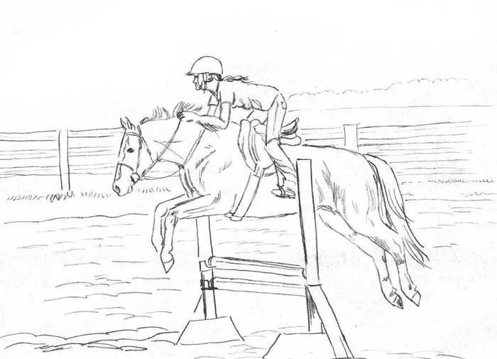 Cool Horse Coloring Pages Printable Horse Coloring Pages Horse Coloring Horse Drawings