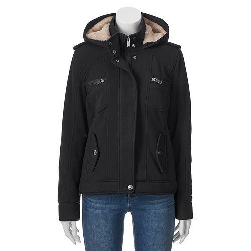 Juniors' Urban Republic Fleece Jacket