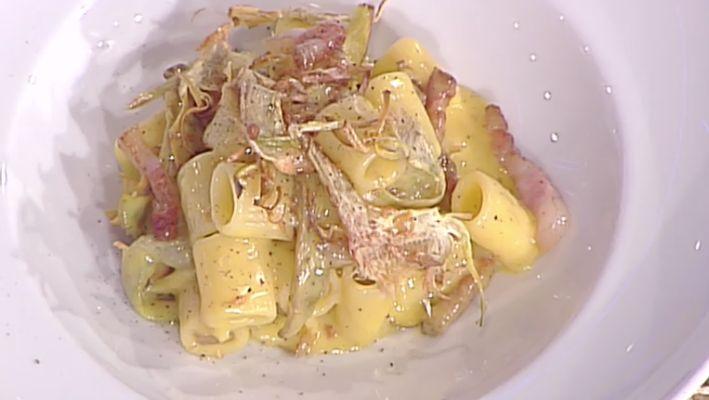 La ricetta della pasta alla carbonara di Riccardo Facchini da La prova del cuoco ricette di oggi 7 marzo 2018