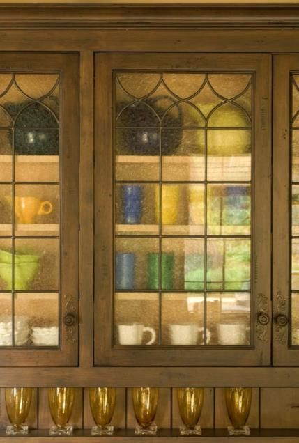 23 best Stained Glass Kitchen Cabinets images on Pinterest ...