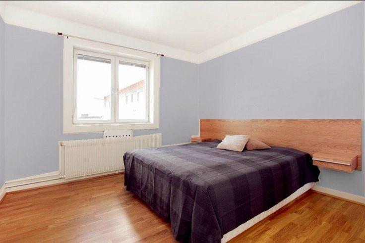 Min stue, bilde fra prospekt fargelagt med Syrin
