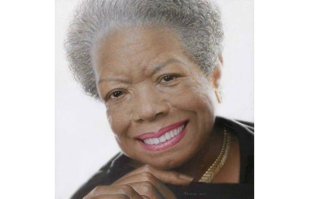 maya angelou speak up essay I was a mute from the time i was seven and a half until i was almost 13 i didn't speak i had voice, but i refused to use it as a child, maya angelou was traumatized by abuse.