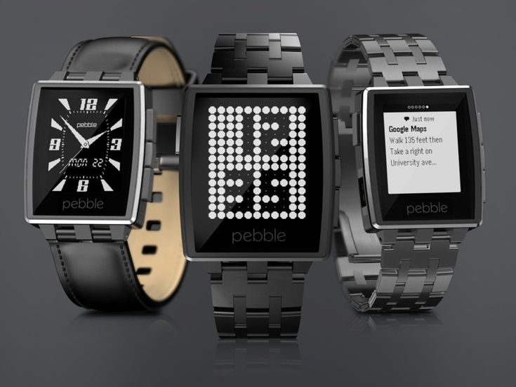 Pebble Steel Smartwatch Debuts With Mainstream In Mind