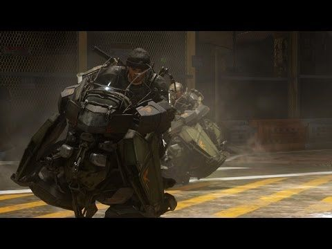 Vídeo oficial sobre la tecnología del futuro y los Exo-Esqueletos de Call of Duty®: Advanced Warfare