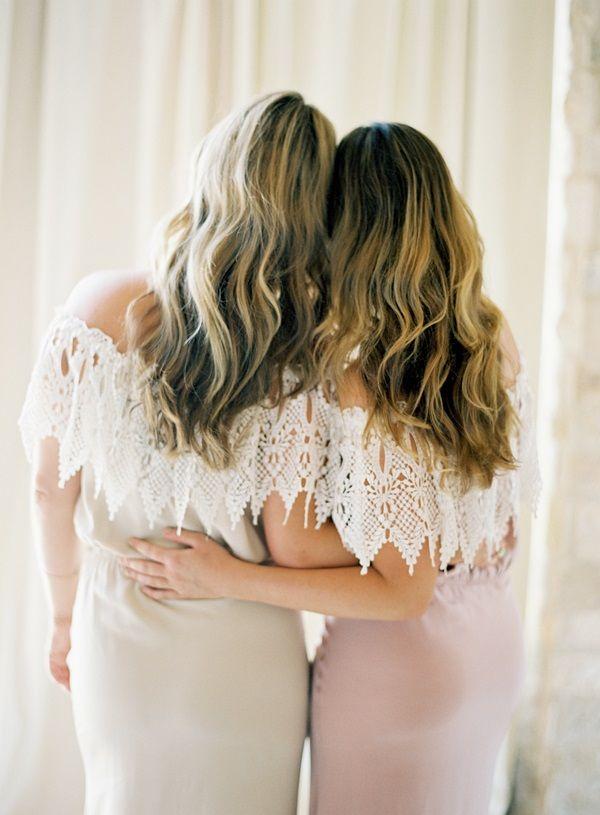 Lace Bridesmaids Dresses   photography by http://www.josevillaphoto.com/ #bridesmaid #ideas #dresses #lace
