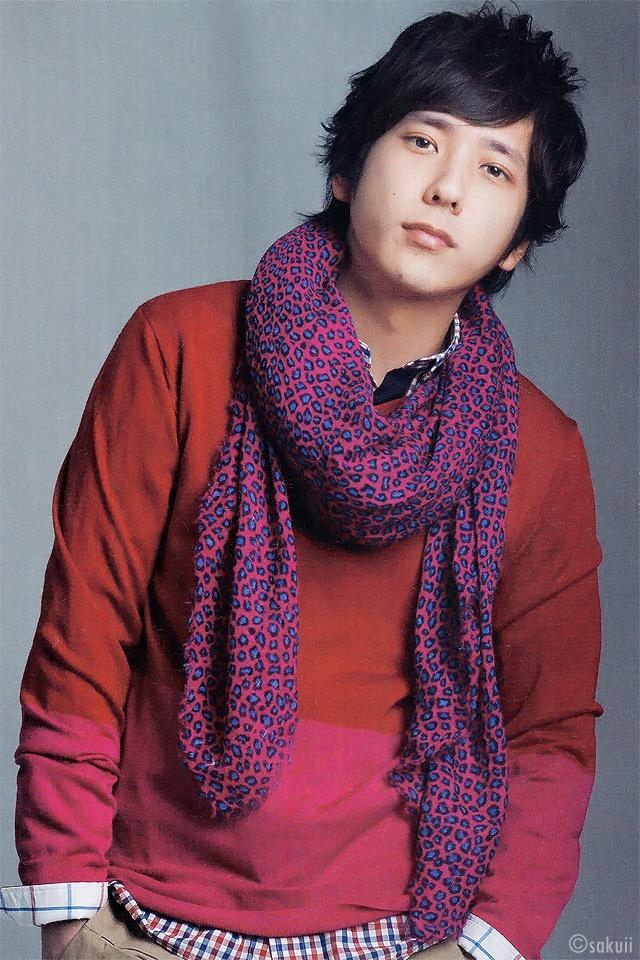Kazunari Ninomiya, I love him soooo much :D