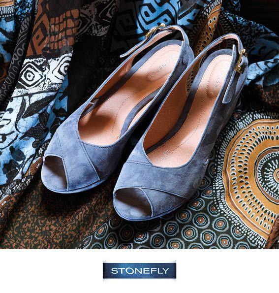 Avete già provato i nuovi sandali con zeppa Marlene? Siamo certe che una volta indossati non li vorrete più togliere! Perfetti con gli abitini primaverili ma anche con un paio di pantaloni alla pescatora.. insomma: la calzatura perfetta per le vostre prossime vacanze! http://www.stonefly.it/it/2/collezione/donna/586/marlene-16.html