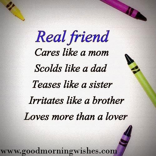 Real Quotes: Friendship Quotes, Quotes About
