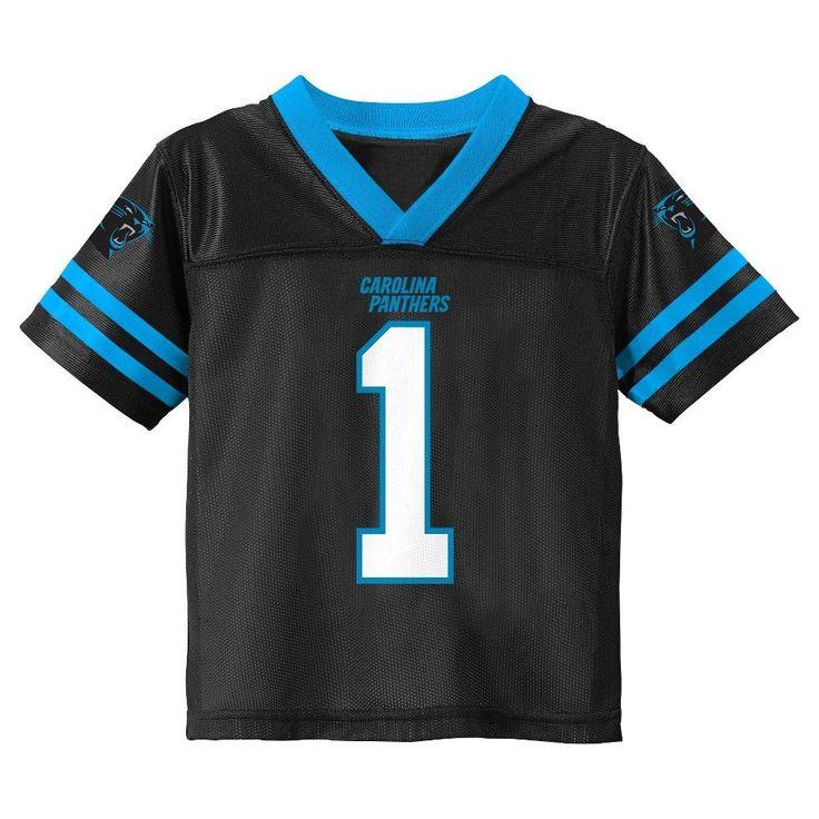 Athletic Jerseys Carolina Panthers Team Color XL, Boy's, Blue
