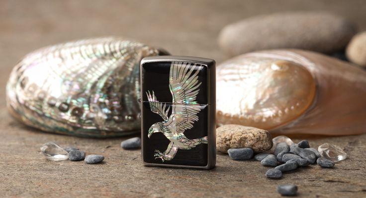 http://www.antiquealive.com/store/detail.asp?idx=5170&CateNum=167&pname=Zippo-Mother-of-Pearl-Cigarette-Lighter-with-Eagle-Design Zippo Mother of Pearl Cigarette Lighter with Eagle Design
