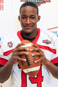 Brandon Harris courtesy of Intersport. ~ Check this out too ~ RollTideWarEagle.com sports stories that inform and entertain and Train Deck to learn the rules of the game you love. #Collegefootball Let us know what you think. #LSU