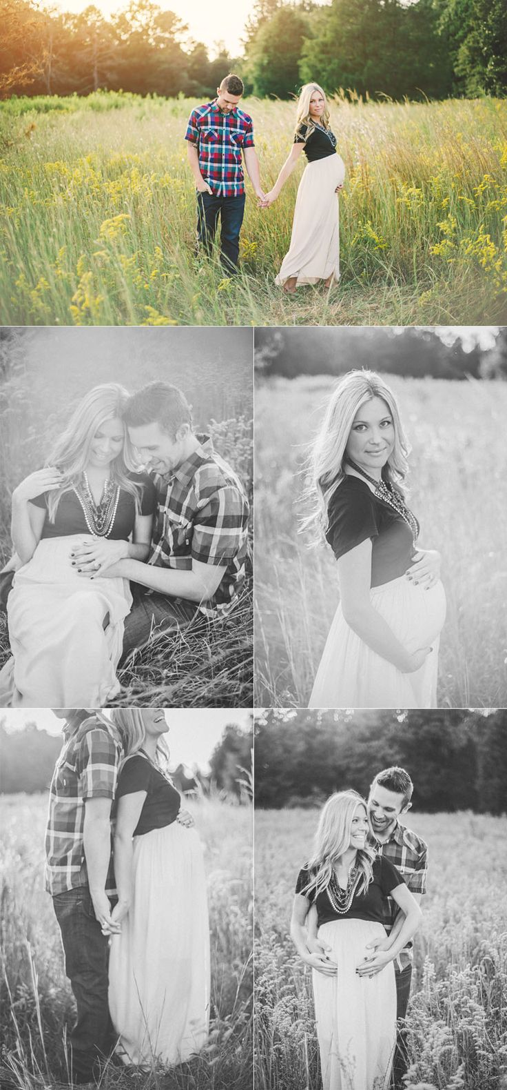 Super excited about our maternity photos! Krista and Jason– {Creative North Carolina Maternity Photography} #maternity #babybump #pregnancy