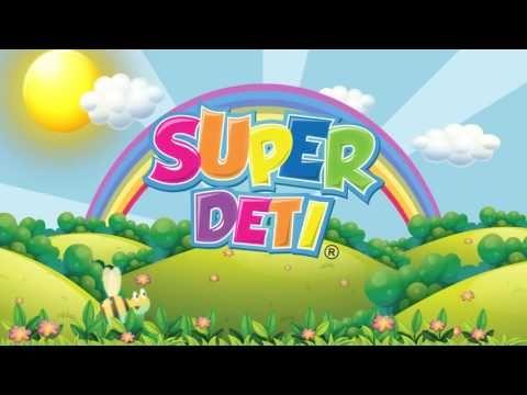 Superdeti - Detské melódie (SUPERDETI) - YouTube