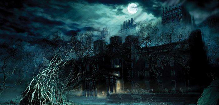 Ο Guillermo del Toro Ετοιμάζει Το «Haunted Mansion»