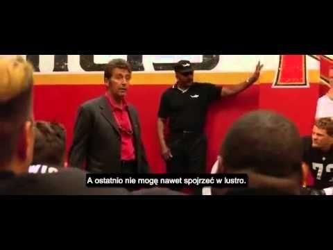 Przemówienie motywacyjne - Al Pacino (Męska gra / Any given sunday) [Pol...
