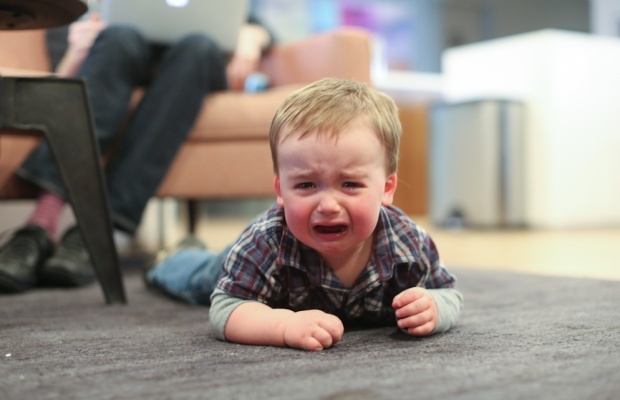 """I was interviewed for my thoughts on the tumblr site """"Reason's my Son is Crying""""."""