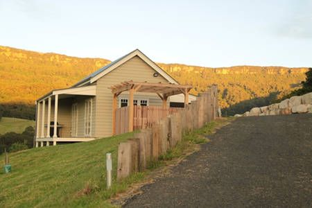 Saddleback Cottage Pudding Hill in Foxground