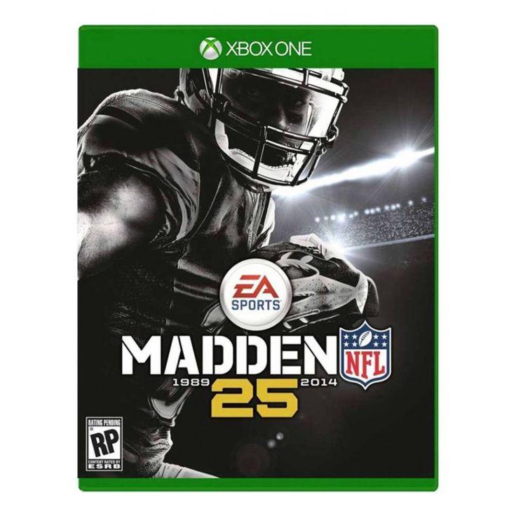 Celebra el aniversario número 25 de Madden NFL con este videojuego que llega con toda la emoción del futbol americano. Las gráficas y las jugadas son muy detalladas y con gran realismo. Si eres fan de este deporte, Madden NFL 25 no podrá faltar en tú colección.
