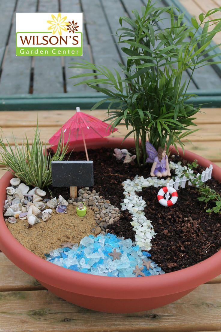 135 best Fairy Garden Ideas - Wilson Made images on Pinterest ...