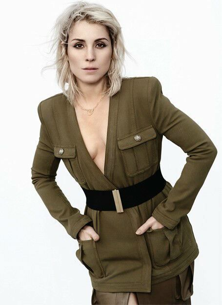 Noomi Rapace for The Edit