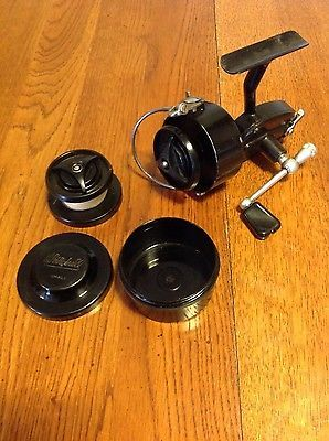 Mitchell 300 Vintage Fresh Water Fishing Reel+Extra Spool and Case