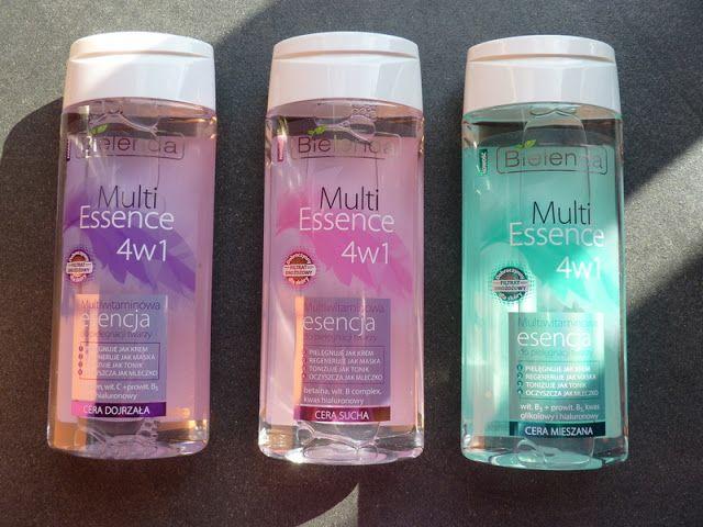 Nowości Bielenda: MultiEssence 4w1, Odżywki do paznokci Płynne Złoto i Płynny Diament, podkłady Nude Glow oraz Nude Match ~ Lepsza wersja samej siebie