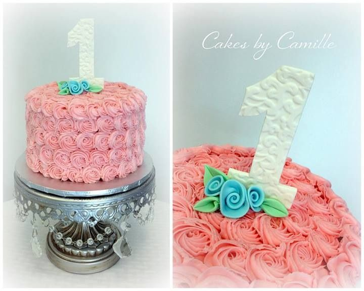 Best Birthday Cakes Images On Pinterest Candies Desserts And - Small first birthday cakes