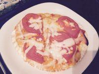 Sweet Chilli Chicken Pita Bread Pizza