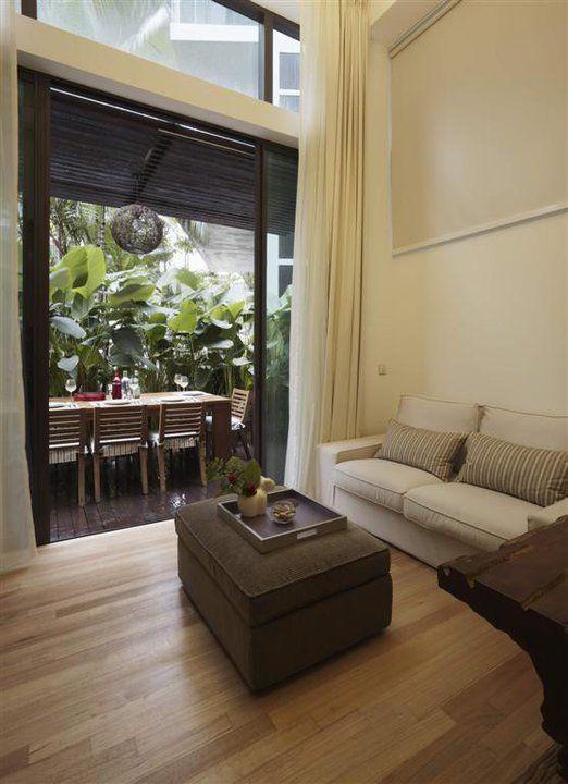 Belle Vue Residences  Resort Condominium Interior Design  Living Room with  Balcony. The 25  best Condominium interior ideas on Pinterest   Condo
